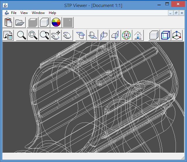 FREE Step file Viewer - STP Viewer 2.3